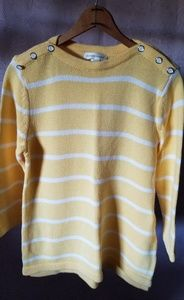 Christopher and Banks Pullover Sweater Sz M